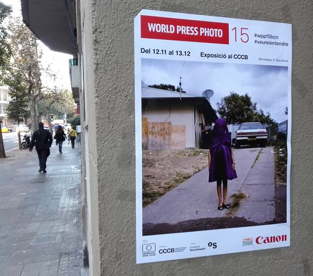 World Press Photo Barcelona 2015